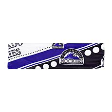 MLB Stretch Headband - Rockies