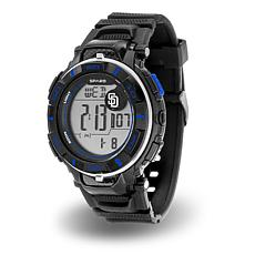 "MLB Team Logo ""Power"" Digital Sports Watch - Padres"