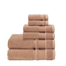 Modality Turkish Cotton-Modal Blended 6pc Towel Set