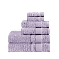 Modality Turkish Cotton-Modal Blended 6pc Towel Set