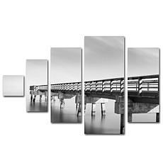 Moises Levy 'Infinity Panorama I' Art Collection