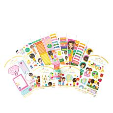 Mommy Lhey Complete Planner Embellishment Bundle