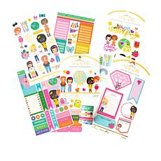 Mommy Lhey Just Be You Embellishment Planner Bundle