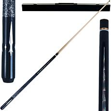 Monarch Hardwood 2-piece Pool Cue with Case
