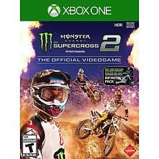 Monster Energy Supercross 2: The Official Videogame for Xbox One