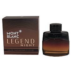 Mont Blanc Legend Night Men's Eau De Parfum - 1 oz.