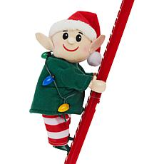 Mr. Christmas Musical Mini Climber