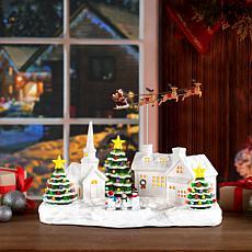 Mr. Christmas Nostalgic Village