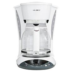 Mr. Coffee Simple Brew 12-Cup Programmable Coffee Maker