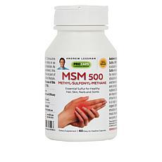 MSM-500 - 60 Capsules