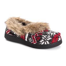 MUK LUKS Kerry Moccasin Slipper