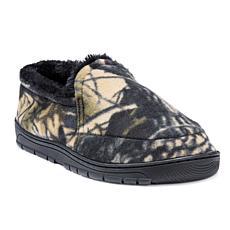 MUK LUKS Men's Camouflage Espadrille