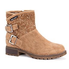 MUK LUKS Sondra Ankle Boots
