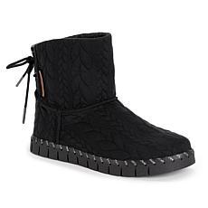 MUK LUKS Women's Flexi Hoboken Boot