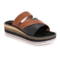 MUK LUKS® Women's Groove Factor Platform Sandal