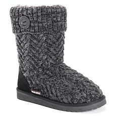 MUK LUKS Women's Janet Boot
