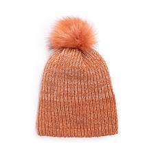 MUK LUKS® Women's Marl Pom Hat