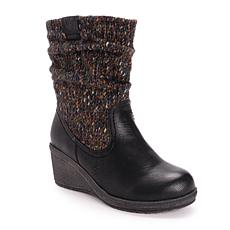 MUK LUKS® Women's Palmer Water-Resistant Boots