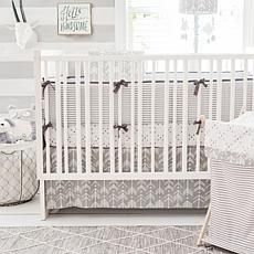 My Baby Sam Little Adventurer 3-piece Crib Bedding Set