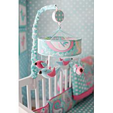My Baby Sam Pixie Baby Mobile - Aqua