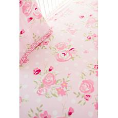 My Baby Sam Rosebud Lane Crib Sheet