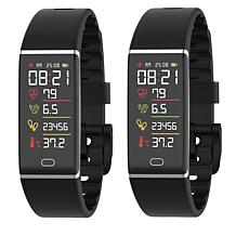 MyKronoz ZeTrack+ Activity Tracker 2-pack
