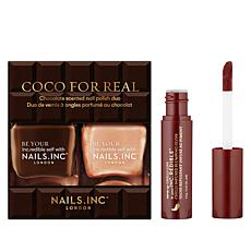 Nails.INC 3-piece Chili Chocolate Collection