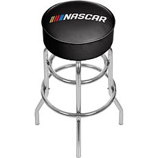 NASCARR Padded Swivel Bar Stool