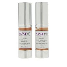 Nassif MD Quickfix Wrinkle Serum 2-pack