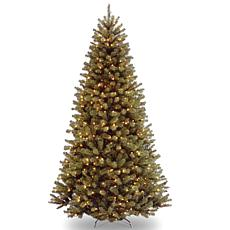 National Tree 6' North Valley Spruce Tree with 400 Clear Lights
