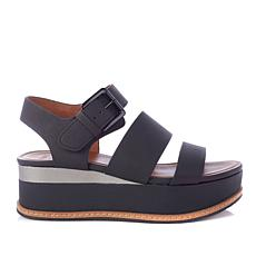 Naturalizer Billie Buckled Platform Sandal