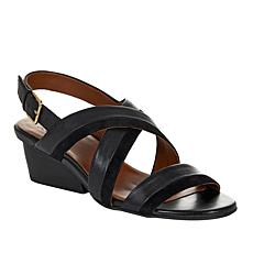 Naturalizer Cecilia Leather Slingback Sandal