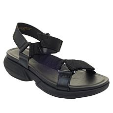 Naturalizer Febe Leather Sport Sandal