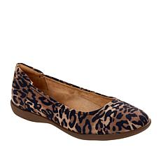Naturalizer Flexy Leather Ballet Flat