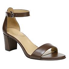 Naturalizer Vera Leather Anklestrap Sandal