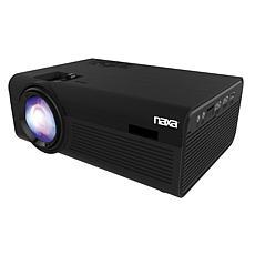 "Naxa 150"" Home Theater LCD Projector"