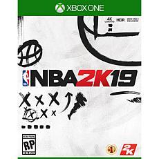 """NBA 2K19"" - Xbox One"