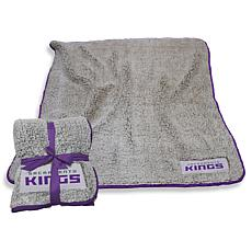 NBA Frosty Fleece Throw - Sacramento Kings