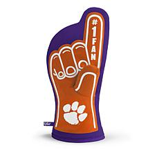 NCAA #1 Fan Oven Mitt - Clemson Tigers