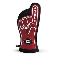 NCAA #1 Fan Oven Mitt - Georgia Bulldogs
