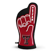 NCAA #1 Fan Oven Mitt - Texas Tech Red Raiders
