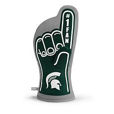 NCAA #1 Oven Mitt - Michigan State Spartans