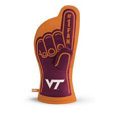 NCAA #1 Oven Mitt - Virginia Tech Hokies