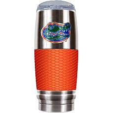 NCAA 30 oz. Stainless/Orange Reserve Tumbler - Florida