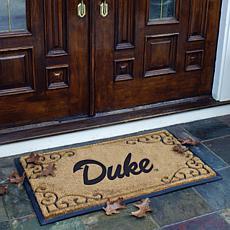 NCAA Door Mat - Duke University