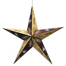 NCAA Florida State Seminoles Star Lantern