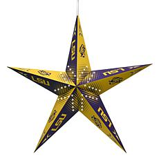 NCAA LSU Tigers Star Lantern