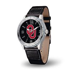 NCAA Players' Embossed Sports Watch - Oklahoma