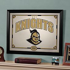 """NCAA Team 23"""" x 18"""" Framed Mirror - Central Florida"""