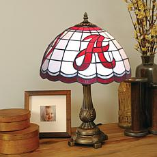 NCAA Tiffany-Style Table Lamp - Alabama